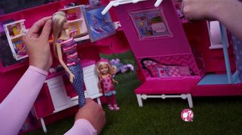 Barbie Glam Camper TV Spot - Thumbnail 5