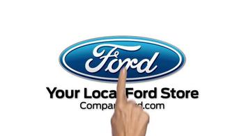 2014 Ford Escape TV Spot, 'Compare' - Thumbnail 1