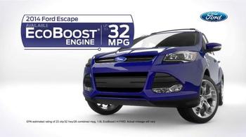 2014 Ford Escape TV Spot, 'Compare' - Thumbnail 3