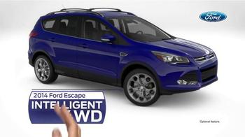 2014 Ford Escape TV Spot, 'Compare' - Thumbnail 4