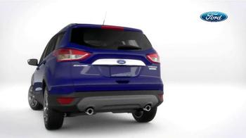 2014 Ford Escape TV Spot, 'Compare' - Thumbnail 5