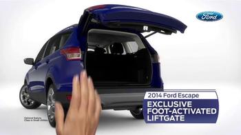 2014 Ford Escape TV Spot, 'Compare' - Thumbnail 6