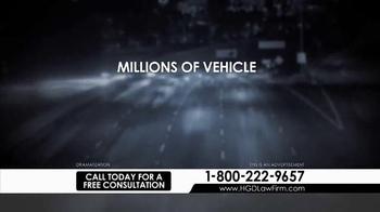 Heninger Garrison Davis LLC TV Spot, 'Defective Airbags' - Thumbnail 3