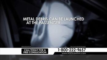 Heninger Garrison Davis LLC TV Spot, 'Defective Airbags'