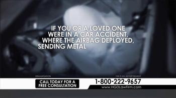 Heninger Garrison Davis LLC TV Spot, 'Defective Airbags' - Thumbnail 7
