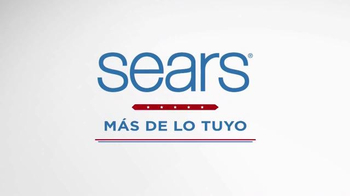 Sears Evento Del Dia de Los Veteranos TV Spot, 'Helado' [Spanish] - Thumbnail 7