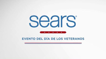 Sears Evento Del Dia de Los Veteranos TV Spot, 'Helado' [Spanish] - Thumbnail 5