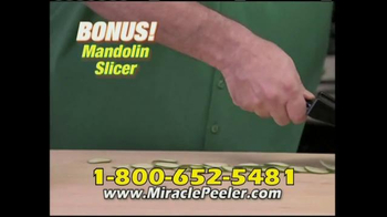 Miracle Peeler TV Spot - Thumbnail 7
