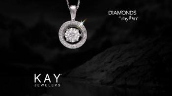 Kay Jewelers Diamonds in Rhythm TV Spot, 'Penguin Kiss: Christmas: Save 30 Percent' - Thumbnail 5