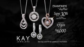 Kay Jewelers Diamonds in Rhythm TV Spot, 'Penguin Kiss: Christmas: Save 30 Percent' - Thumbnail 6