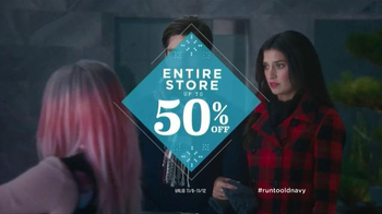 Old Navy TV Spot, 'No Reservations (About These Coats)' Feat. Amy Poehler - Thumbnail 9