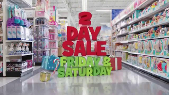 Toys R Us 2 Day Sale TV Spot, 'New Land Speed Record' - Thumbnail 3