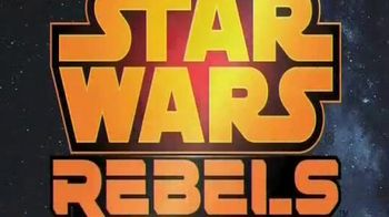Star Wars Rebels Inquisitor Lightsaber TV Spot, 'Powerful and Bad' - Thumbnail 1