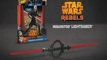 Star Wars Rebels Inquisitor Lightsaber TV Spot, 'Powerful and Bad' - Thumbnail 10