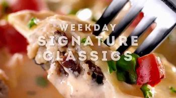 Olive Garden Weekday Signature Classics TV Spot, 'Take a Break!' - Thumbnail 2