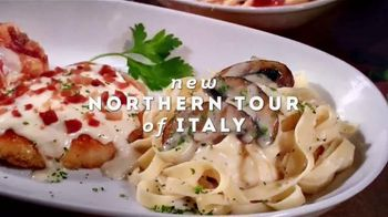 Olive Garden Culinary Tours of Italy TV Spot, 'Discover Two New Twists'