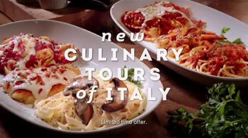 Olive Garden Culinary Tours of Italy TV Spot, 'Discover Two New Twists' - Thumbnail 9