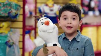 Build-A-Bear Workshop TV Spot, 'Frozen' - Thumbnail 7