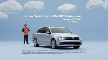 Volkswagen Jetta TDI Clean Diesel TV Spot, 'Non-stop' - Thumbnail 9
