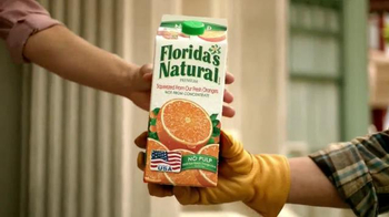 Florida's Natural Orange Juice TV Spot, 'West 76th Street' - Thumbnail 9