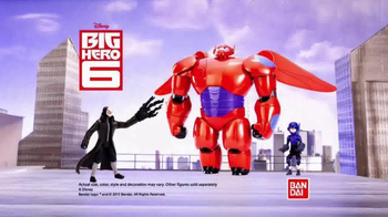 Big Hero 6 Deluxe Flying Baymax TV Spot, 'Rule the Sky'