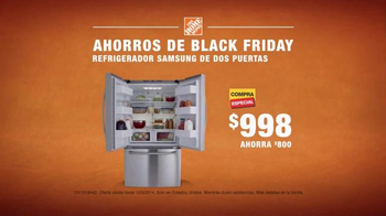 The Home Depot TV Spot, 'Ahorros de Black Friday' [Spanish] - Thumbnail 10