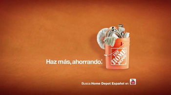 The Home Depot TV Spot, 'Ahorros de Black Friday' [Spanish] - Thumbnail 9