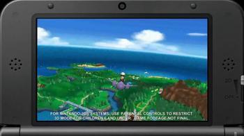 Pokemon Omega Ruby and Alpha Sapphire TV Spot, 'Disney XD: Bragg Report' - Thumbnail 4