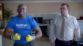 Brother Office Smart Series TV Spot, 'Fast' Ft. Billy Blanks