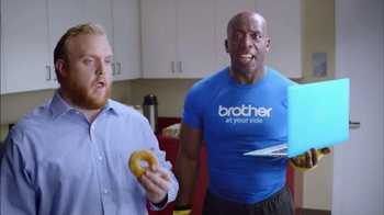 Brother Office Smart Series TV Spot, 'Fast' Ft. Billy Blanks - Thumbnail 9