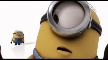 Despicable Me 2 Talking Minions TV Spot, 'Bee-Do Fireman Minion' - Thumbnail 3