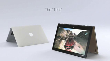 Microsoft Lenovo Yoga 3 Pro TV Spot, 'Let's Dance' Song by Ratatat - Thumbnail 6