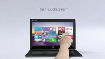 Microsoft Lenovo Yoga 3 Pro TV Spot, 'Let's Dance' Song by Ratatat - Thumbnail 7