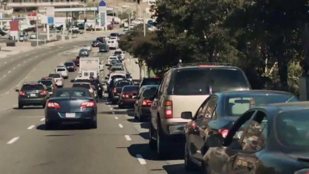 Nissan Leaf TV Commercial, 'Kick Gas' - iSpot.tv