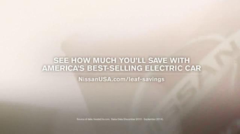Nissan Leaf TV Spot, 'Kick Gas' - Thumbnail 8