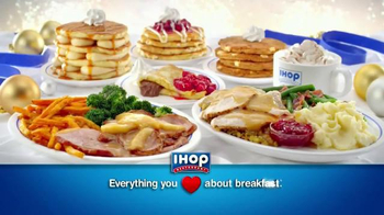 IHOP TV Spot, 'Holiday Celebrations' - Thumbnail 10