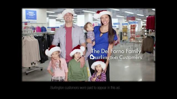Burlington Coat Factory TV Spot, 'The Del Forno Family' - Thumbnail 2