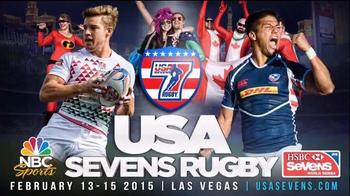 United World Sports 2015 USA Sevens International Rugby Tournament TV Spot - Thumbnail 10
