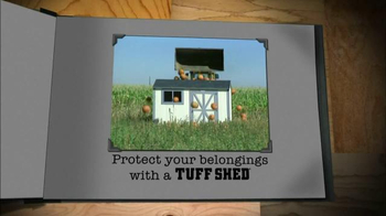 Tuff Shed Year End Clearance Sale TV Spot, 'Ready for Nasty Weather?' - Thumbnail 6