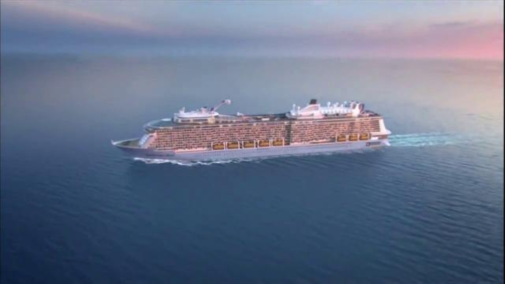 Quantum of the Seas TV Commercial, 'Sailing from the Big Apple' Song by Hey Ocean