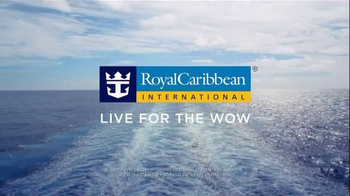 Royal Caribbean Cruise Lines TV Spot, 'Best Cruise Line Overall' - Thumbnail 9