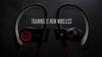 Beats Powerbeats2 TV Spot, 'Straight to the Gym' Featuring Cam Newton - Thumbnail 6