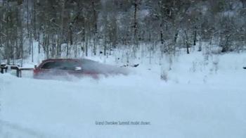 2015 Jeep Grand Cherokee Laredo TV Spot, 'Another Harsh Winter' - Thumbnail 1