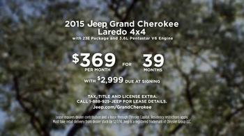 2015 Jeep Grand Cherokee Laredo TV Spot, 'Another Harsh Winter' - Thumbnail 9