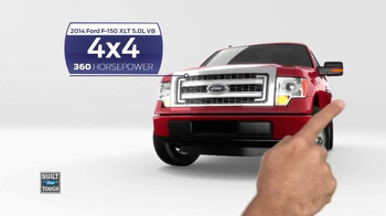 2014 Ford F-150 TV Spot, 'Compare' - Thumbnail 3