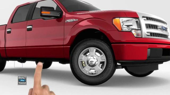 2014 Ford F-150 TV Spot, 'Compare' - Thumbnail 4