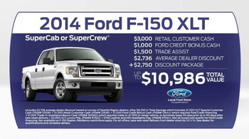 2014 Ford F-150 TV Spot, 'Compare' - Thumbnail 7