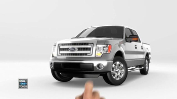 2014 Ford F-150 TV Spot, 'Compare' - Thumbnail 9