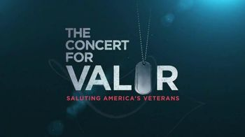 HBO TV Spot, 'The Concert for Valor'