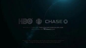 HBO TV Spot, 'The Concert for Valor' - Thumbnail 10